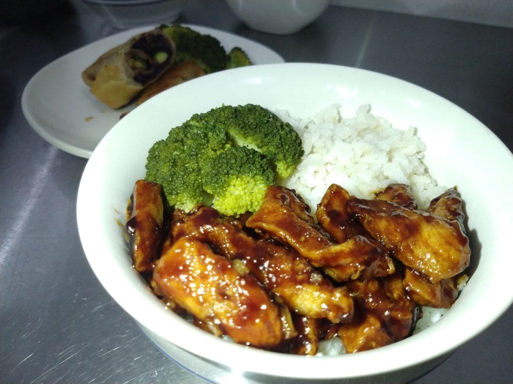 pollo bbq bowl