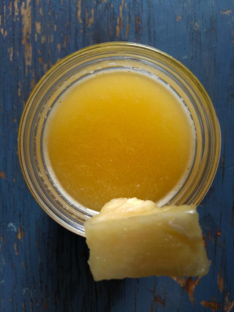 agua de mango con piña