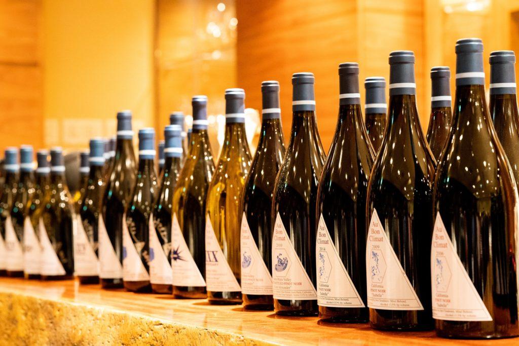 sabor en el vino