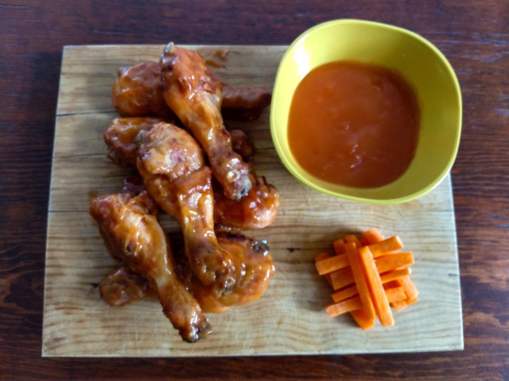 piernas de pollo plato final