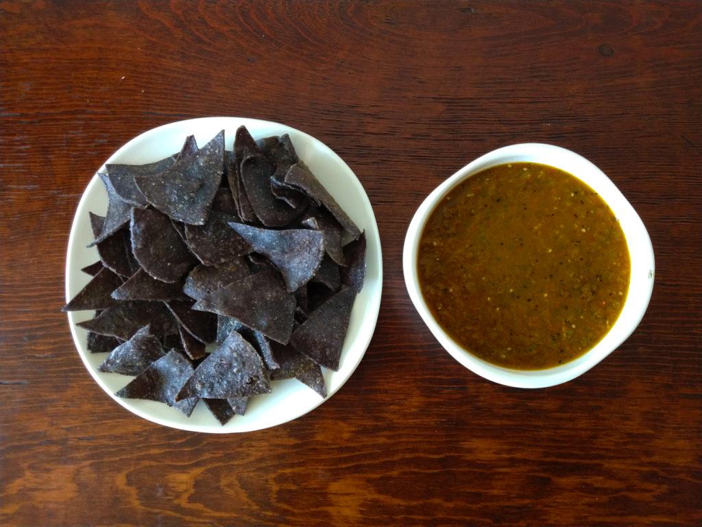ingredientes chilaquiles