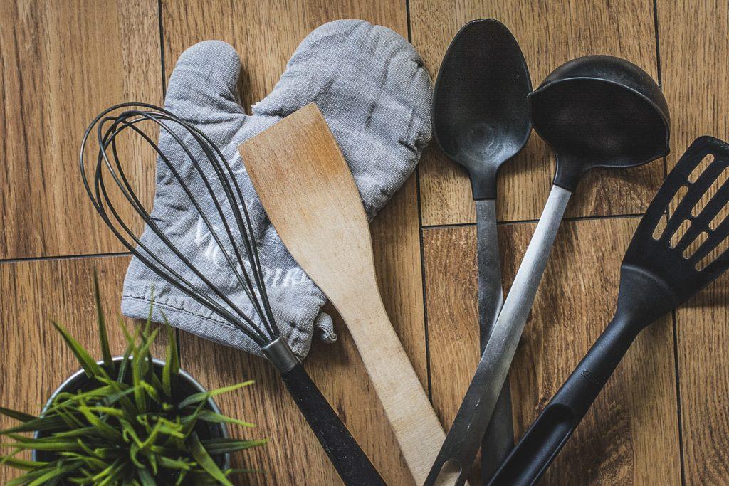 10 utensilios básicos
