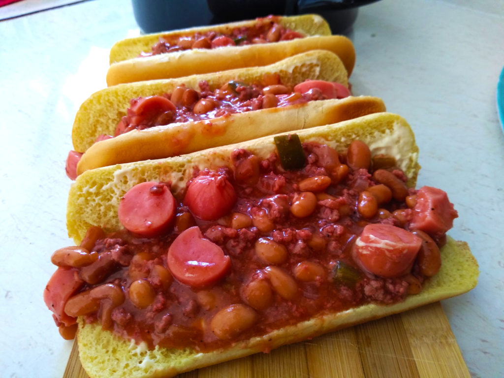 chili-dogs